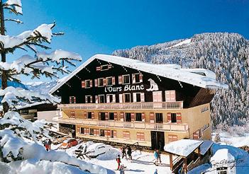 Ch tel l 39 ours blanc h tels pour groupe centres de vacances - Office de tourisme chatel 74 ...